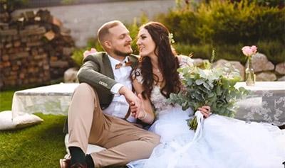 Wedding day: Veronika & Filip // Statek u Prahy