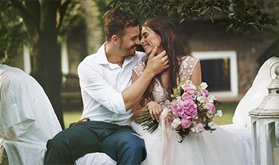 Wedding day: Katka & Dominik // Farma Michael