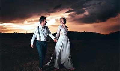 Wedding day: Martina & Anis // Farma Michael