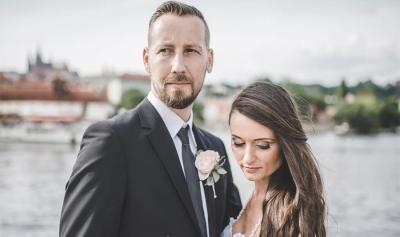 Wedding day: Veronika & René // Hotel Augustine
