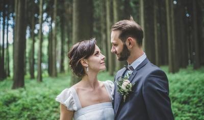 Wedding day: Gábi & Fíla // Klokočov