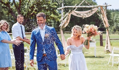 Wedding day: Katka & Míra // Farma Heroutice