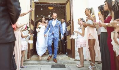 Wedding day: Monča & Lukáš // Salabka